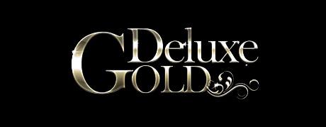 Logo gold Deluxe