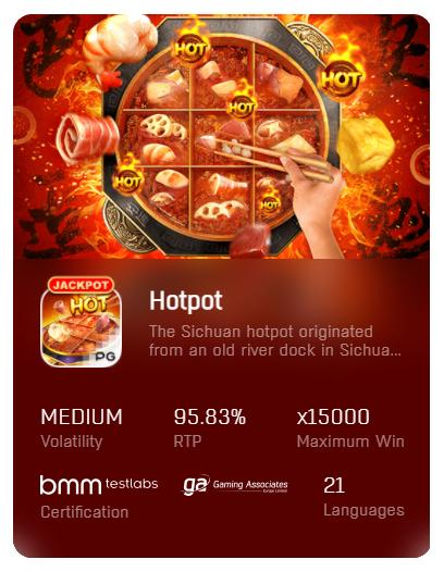hot-pot-pgslot-เครดิตฟรี